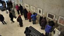 Ottawa adds $15-million in funding for Winnipeg Art Gallery's Inuit Art Centre (Globe and Mail 02 August 2016)