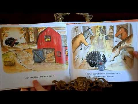 ▶ Run Turkey Run, a Thanksgiving story for kids - YouTube