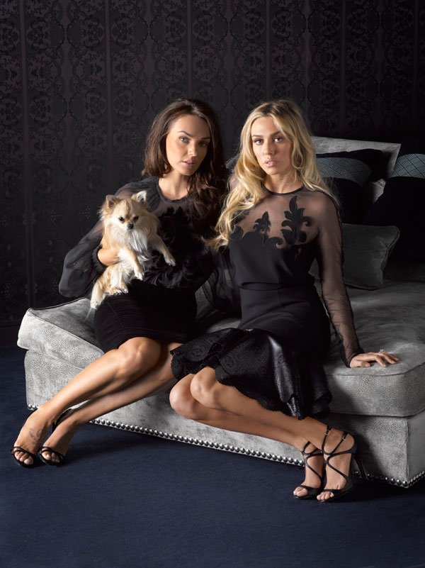 Tamara and Petra Ecclestone Interview – Ecclestone Sisters Quotes on Being Heiresses - Harper's BAZAAR