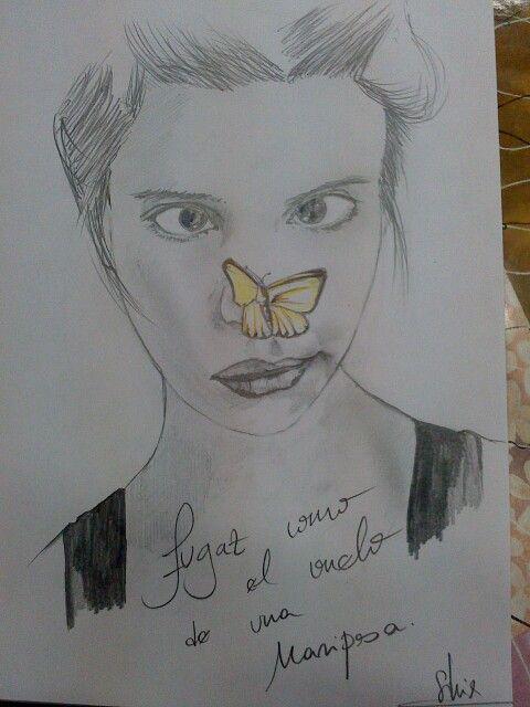 Dibujo de Silvia Hernández