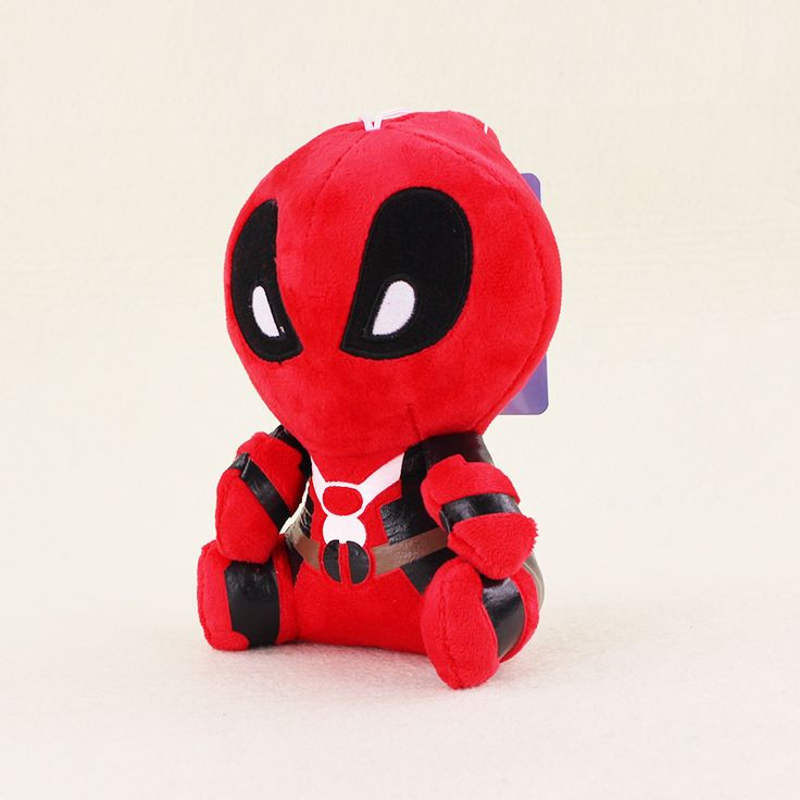 Deadpool Plush toy //Price: $10.00 & FREE Shipping //     #batman #deadpool #marvelc #dc