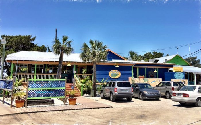 12 Amazing Restaurants Along The Georgia Coast You Must Try Before You Die