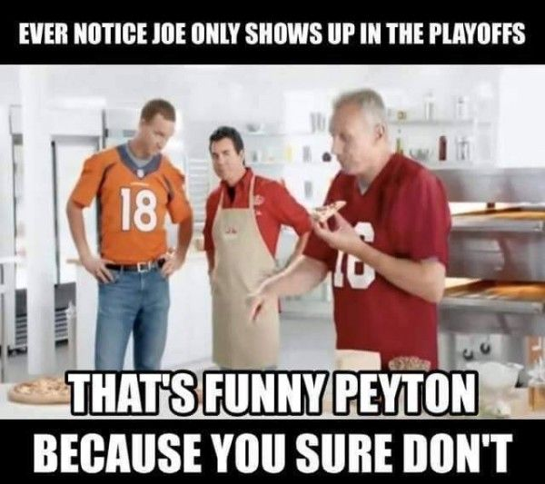 30 Best Memes of Peyton Manning & the Denver Broncos Losing to Andrew Luck & the Indianapolis Colts