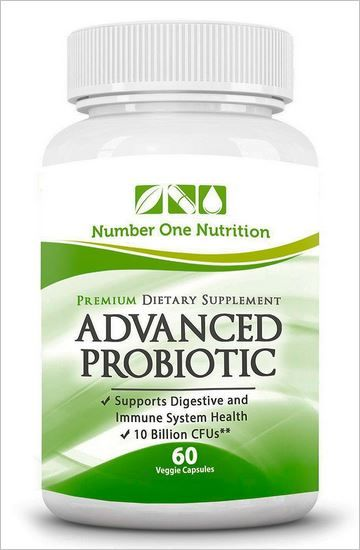 Number One Nutrition Advanced Probiotics Review - I really put this to the test!