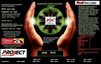 Red Dragon Sheffield Masters – Riley's Sheffield £6.00 Entry £100.00 The Winner