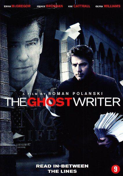 THE GHOST WRITER, de Roman Polanski - 2010