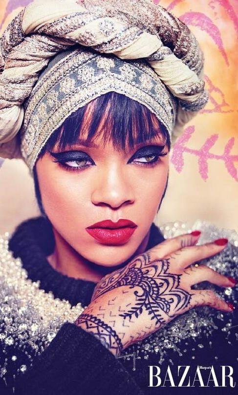 Rihanna | Harper's Bazaar Arabia | July 2014 | cynthia reccord