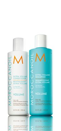 Extra Volume Shampoo and Conditioner - store not working-- Just bought this for the first time it is amazing