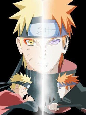 Pein, Naruto Shippuuden, Anime, Akatsuki Wallpapers HD