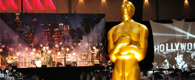 Big is back for end of year celebrations - Part 3: Hollywood Awards