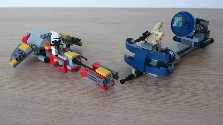 LEGO STAR WARS Brickmaster Book (3/4)