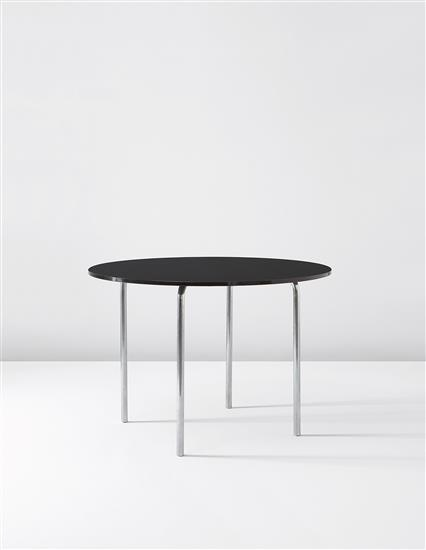 LUDWIG MIES VAN DER ROHE Table, Model No. MR 515, Circa 1931  · Modern  FurnitureDesigners