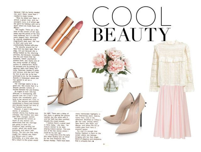 My style by dragut-dora-silvana on Polyvore featuring Casadei and Home Decorators Collection