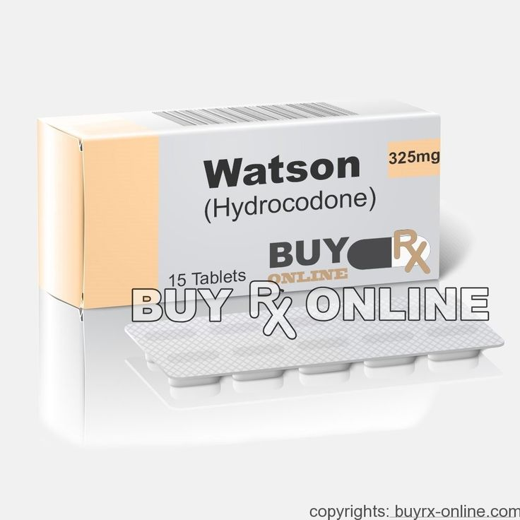 From buyrx-online (pharmacy), you are ablet o buy Hydrocodone (Watson) 10/325mg pills online without prescription. We have best Hydrocodone (Watson) pills.