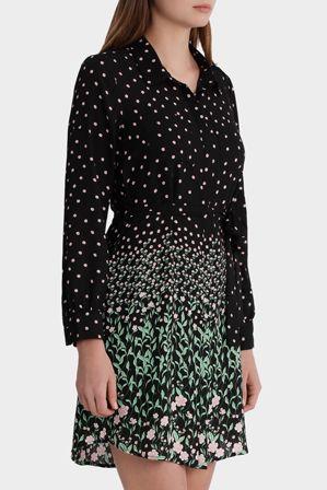Stella Violetta Dress Easy #summer #shirtdress. Go Floral , go summer!