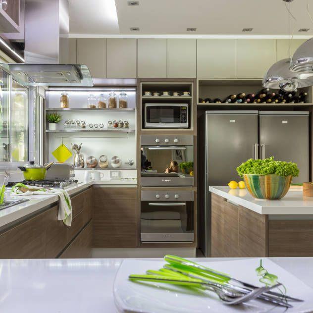 homify Argentina: Inspiración para cocinas.  #cocinasmodernas https://www.homify.com.ar/espacios