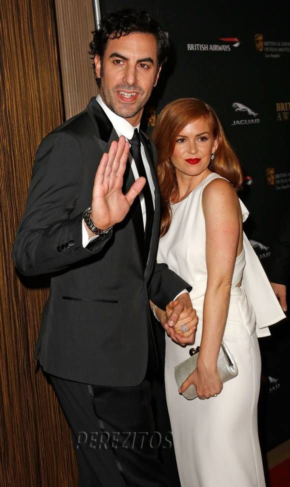 Isla Fisher Is Pregnant With Her Third Child With Sacha Baron Cohen! Is It ALL Good News Though??