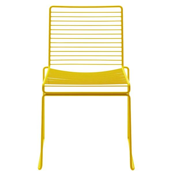Hee tuoli, keltainen