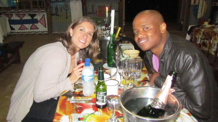 Vanessa and Dumezulu