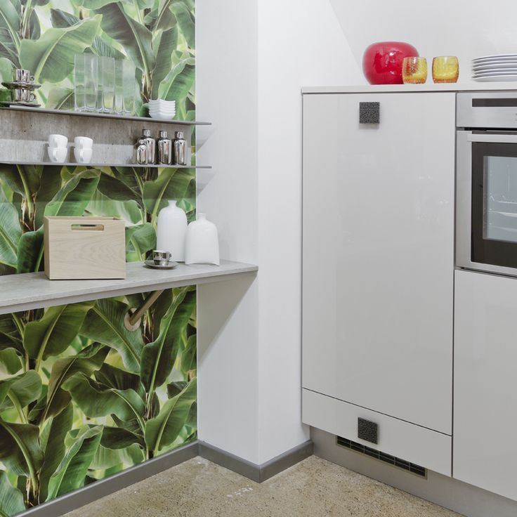 42 best Urban Jungle images on Pinterest Jungles, Plants and - tapeten für die küche