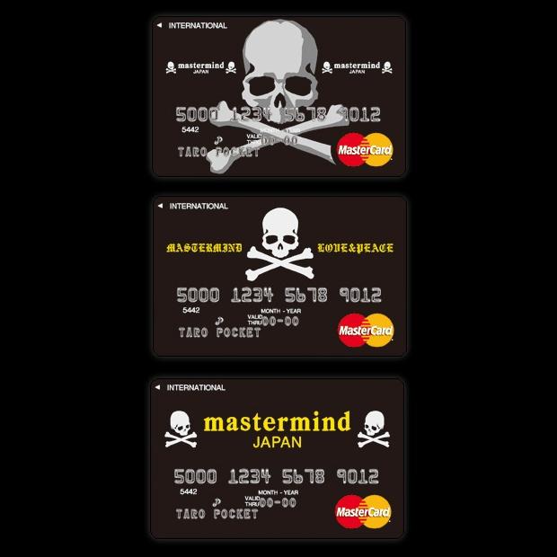 mastermind JAPAN MasterCard