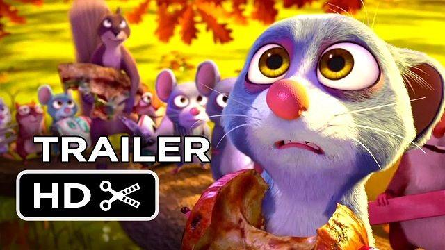 THE NUT JOB 2 Trailer (2017) Animation Movie | MoviesAdobo Trailers