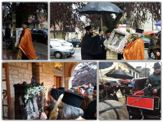 ΝΕΑ ΑΠΟ ΤΑ ΓΙΑΝΝΕΝΑ ΚΑΙ ΤΗΝ ΗΠΕΙΡΟ: Τα Γιάννενα τιμούν τη Μνήμη του Πολιούχου Αγίου Γε...