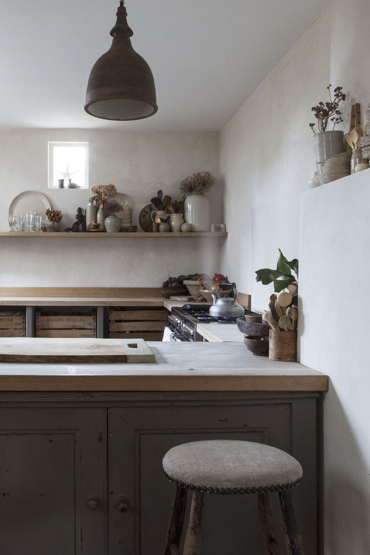 This neglected West Sussex house has been transformed into a study in understated elegance