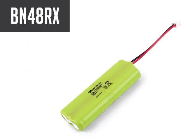 Replacement Battery for our Large Receivers; 700, 702, 800, 802, 1200, 1202 | Ni-MH 4.8V 400mAH