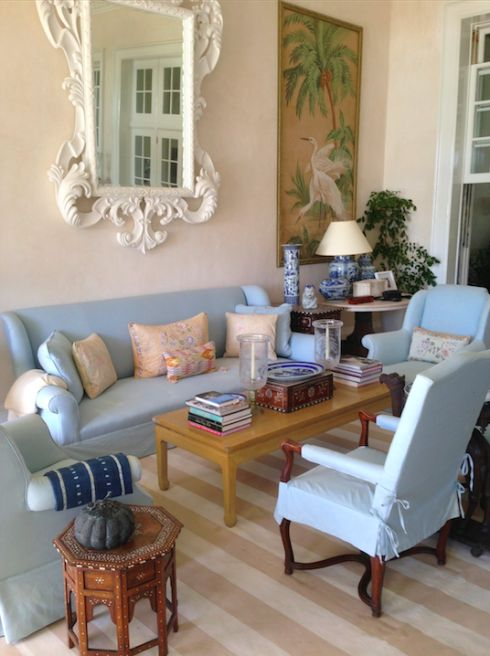 SEDUCED BY LA COLINA - Mark D. Sikes: Chic People, Glamorous Places, Stylish Things
