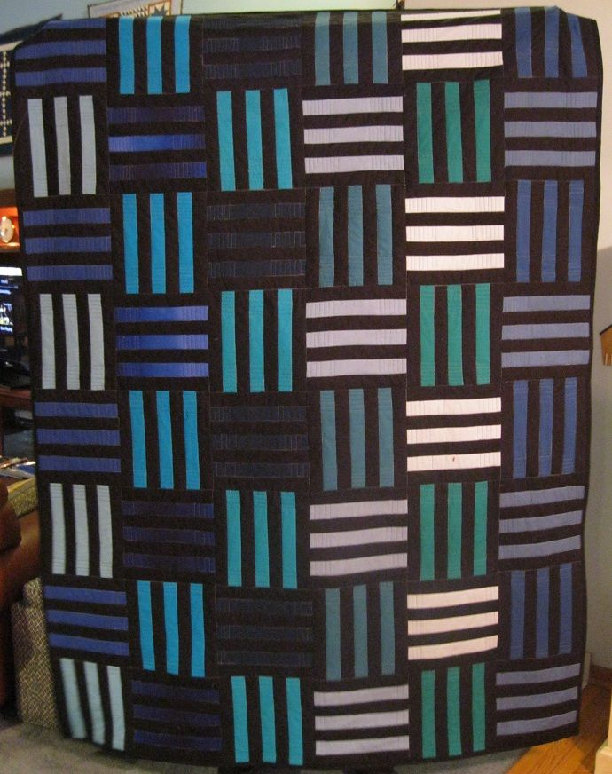 12 best images about modern quilts on pinterest quilt for Modern house quilts