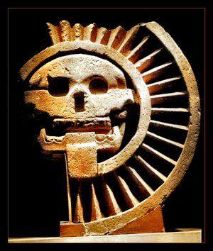 Mictlantecuhtli, Aztec god of death
