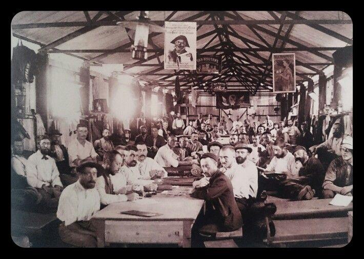 POW, Ceylon. Nederlandse vrywilligers in ABO wat saam met Boere geveg het.