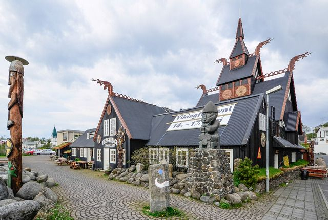 The Viking Village Restaurant is right next to the Viking Hotel in Hafnarfjordur, Reykjavik area, about 11km from the center. We had our last dinner here and really loved it. Some people consider it a tourist trap. That may be, since the prices are not cheap—but the food is unbelievable.   We had...