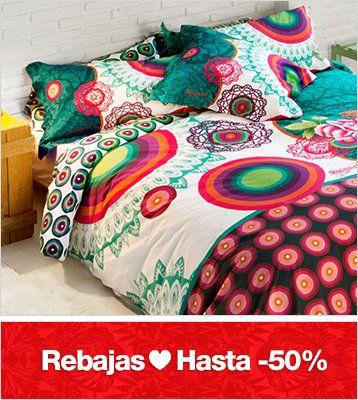 17 best images about ropa de cama on pinterest great deals duvet covers and dekoration - Desigual ropa de cama ...