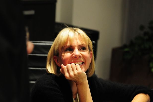 Labyrinth author Kate Mosse on The Mistletoe Bride and Chester Literature Festival