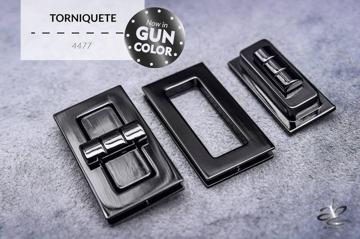 Excelentes productos, con nuevas caras... Conoce que mas productos tenemos en GUN COLOR!  Visítanos en: www.abcherrajes.com  Nos puedes encontrar en:  #Bogota: Calle 74A # 23-25 / Tel: 2115117  #Medellin: Diagonal 74B # 32-133 / Tel: 3412383  #Barranquilla: Cra 52 # 72-114 C.C. Plaza 52 / Tel: 3690687  #ABCHerrajes #fashionista #Cuero #Guncolor #MetalFitting #LeatherGoods #Ornaments #DogClips…