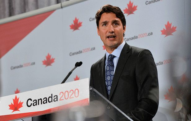 A seismic shift in recent polls suggests the anti-Harper vote may be settling on Justin Trudeau - which spells big trouble for the Conservative campaign.