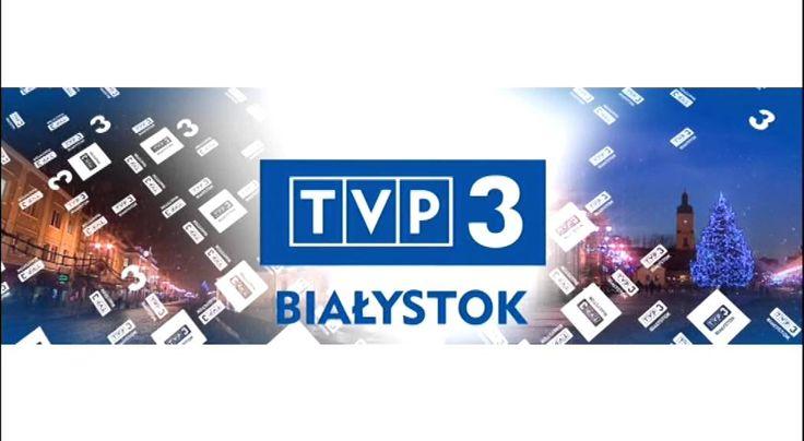 Początek pasma TVP3 Białystok - 2.01.2016 r.