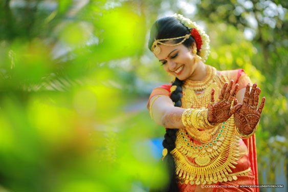 Wedding Photography Rates In Kerala: Traditional Hindu Wedding Kerala