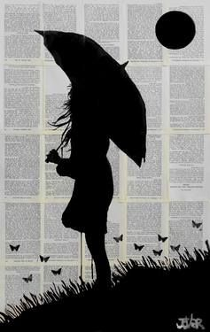 "Saatchi Art Artist Loui Jover; Drawing, ""horizon"" #art"