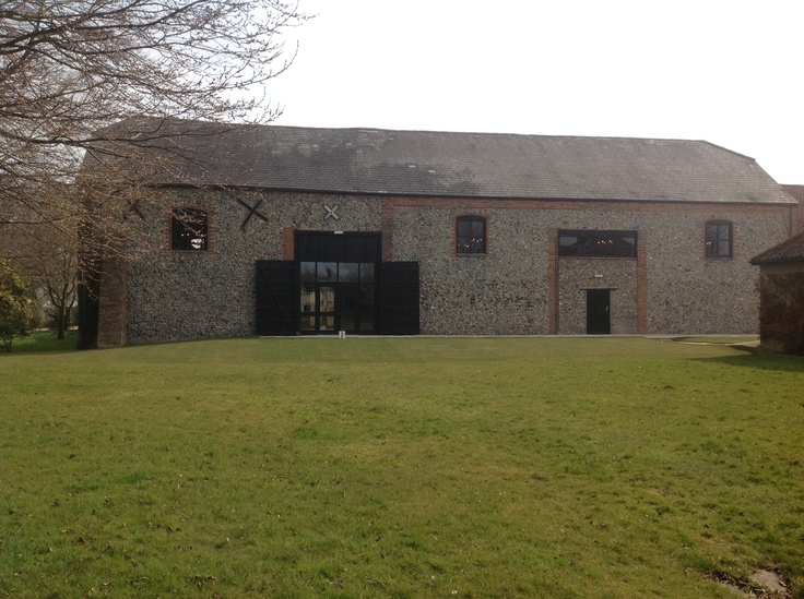 The main Granary Barn