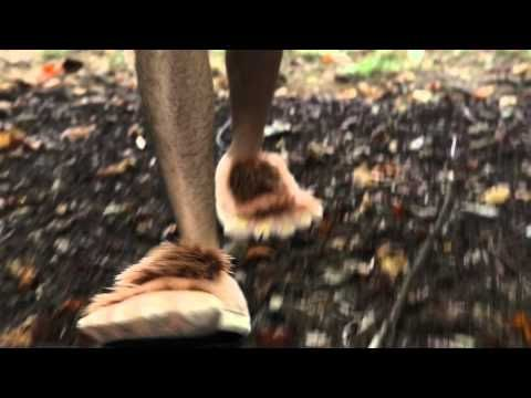*The Plush Halfling Slippers Will Keep Your Feet Warm & Looking Hairy - http://www.youtube.com/watch?v=Kp7tSAALecg=player_embedded
