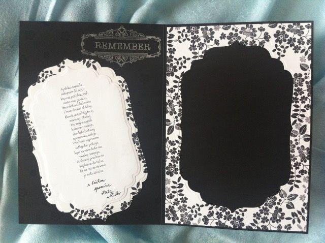 inside of sympathy card