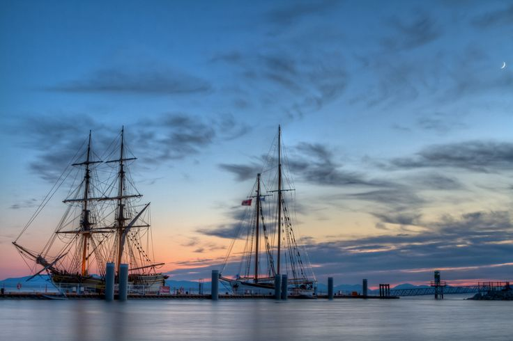 Ships to Shore #HDR #photography #richmond