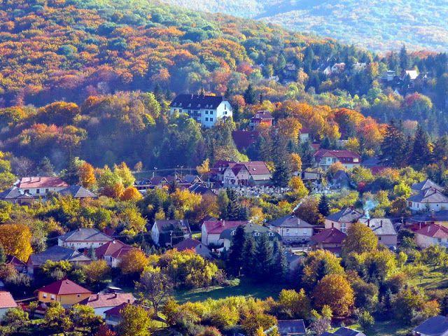Hazai tájakon - Őszi Bükkszentkereszt (North-East Hungary)