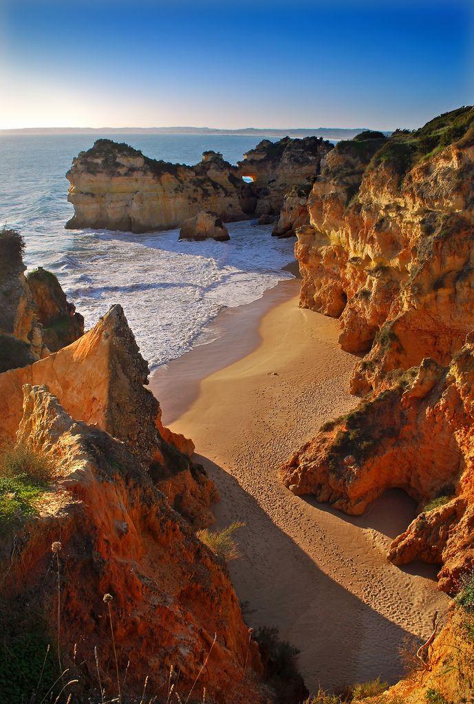 Prainha de luz | Prainha, Portimao, Algarve_ Portugal