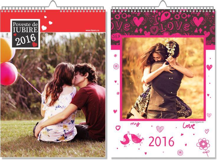 calendare personalizate poze valentines day tiparo 2