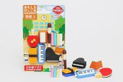 Iwako School Supply 2- Blister Pack