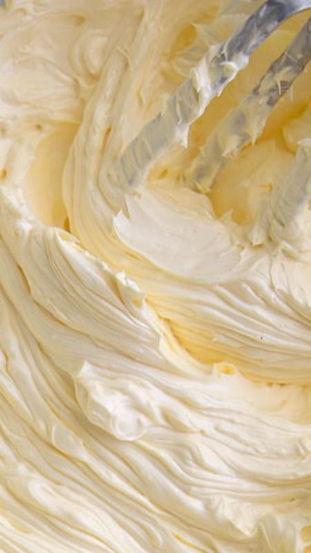French Buttercream Recipe